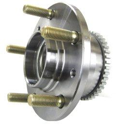 get quotations pro driven 512269 wheel bearing hub assembly rear for mazda millenia mpv prot g  [ 2316 x 2560 Pixel ]