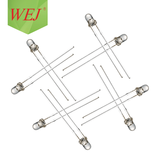 small resolution of 6000 8400k 30ma 3mm round led diode white diffused view 3mm round led diode white diffused wej product details from shenzhen yongerjia industry co
