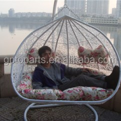 Hanging Chair Double Chairman Wholesale Outdoor Egg Rattan Swing