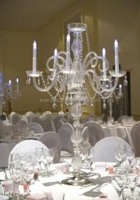 Unique Glass Candelabra,Tall Wedding Table Candelabra ...