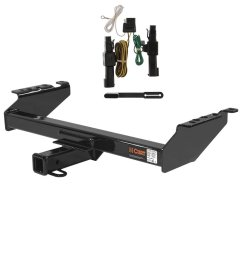 get quotations curt class 4 trailer hitch bundle with wiring for 1994 dodge ram 1500 ram 2500 [ 1024 x 1024 Pixel ]