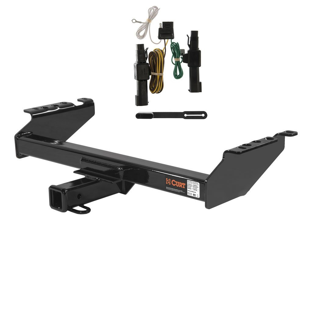 hight resolution of get quotations curt class 4 trailer hitch bundle with wiring for 1994 dodge ram 1500 ram 2500