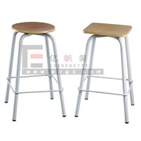 Physics Wooden Laboratory Stool Science Pu Lab Chair Lab ...
