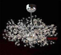 Contemporary Crystal Chandelier - Buy Crystal Chandelier ...