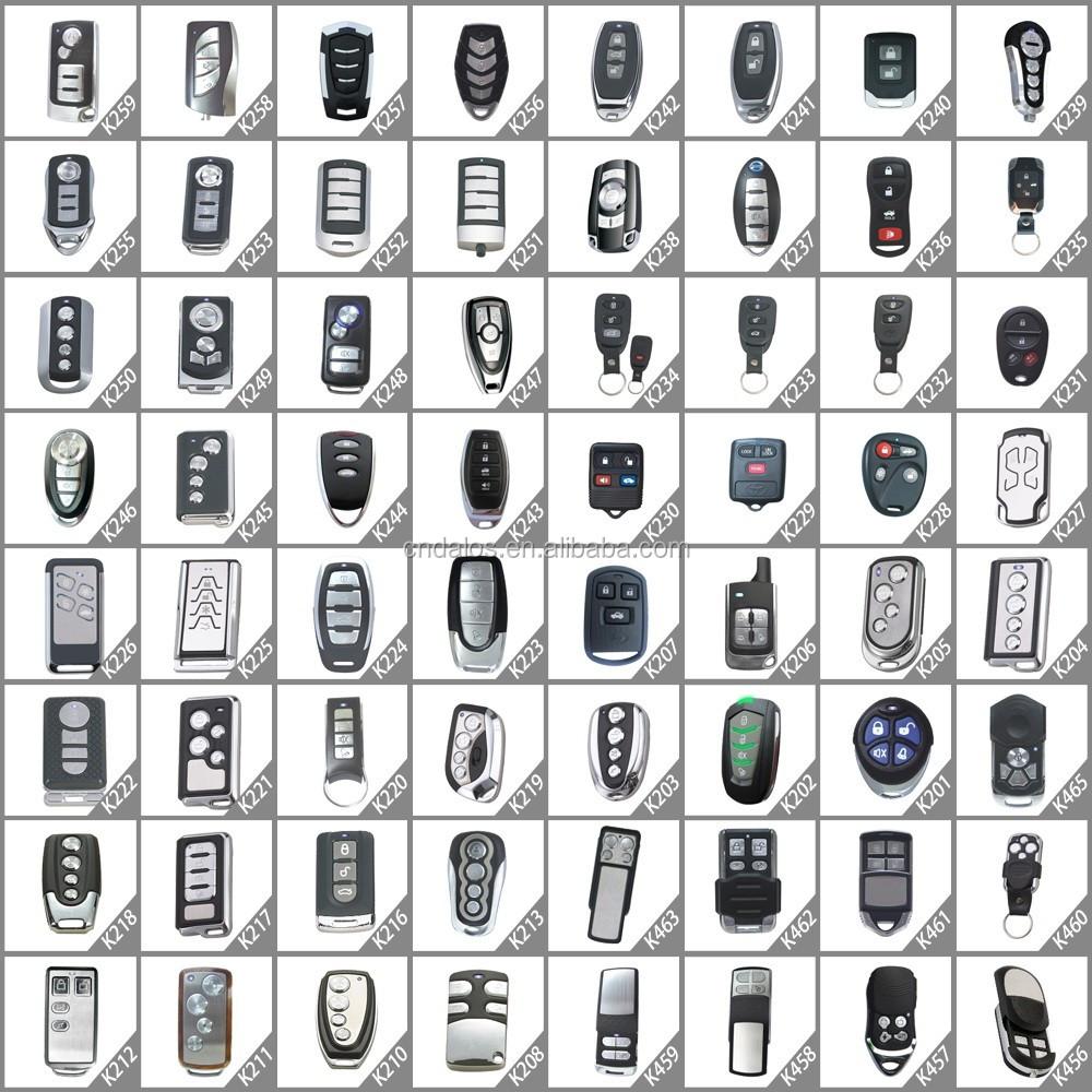Milano Brand One Way Car Alarm System,Auto Security System