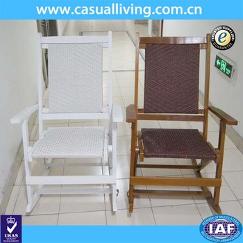 wood rocking chair parts tall folding chairs high quality wooden outdoor