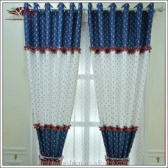 Simple Living Room Curtains Built In Storage Units Home Textile Curtain Bedroom And Design Buy