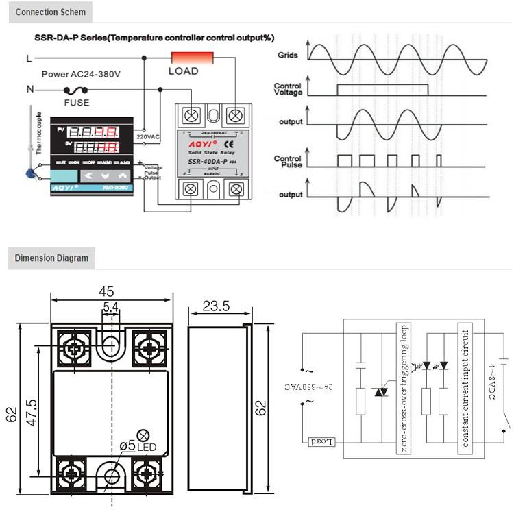 fotek ssr wiring diagram