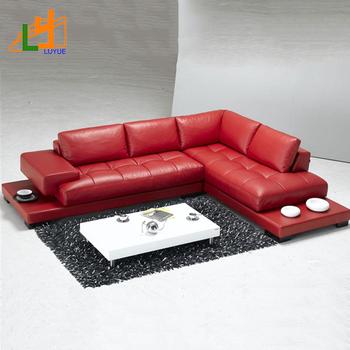 chinois rouge veritable en forme de l ensemble de canape