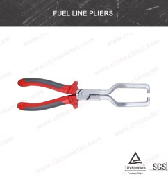 fuel line filter tube hose clip quick release pliers for use on fuel filter connectors  [ 1000 x 1000 Pixel ]