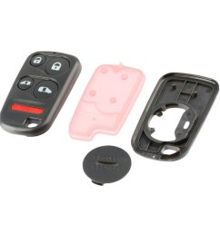 get quotations key fob keyless entry remote shell case pad fits 1999 2004 honda odyssey  [ 1550 x 1550 Pixel ]