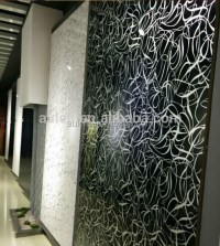 100% Virgin Acrylic Decorative Acrylic Wall Panels