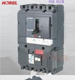 ns nsx 3 pole 4 pole electrical mccb circuit breaker [ 790 x 2356 Pixel ]