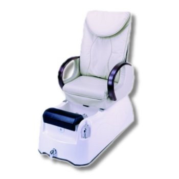 massage pedicure chair shabby chic kitchen cushions spa