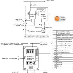 Rotork Wiring Diagram 200 Yamaha G9 Gas Motorized Control Valve Actuators Great Installation Of Dkz Zkz Skz Linear Electric Actuator For
