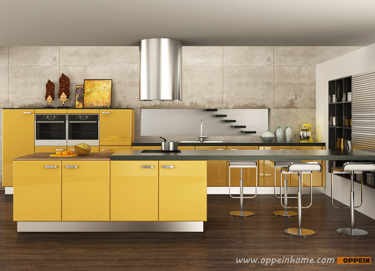 best rta kitchen cabinets cabinet with glass doors 马来西亚项目现代漆黄色厨柜 buy 黄色厨柜 漆黄色厨柜 现代黄色厨柜