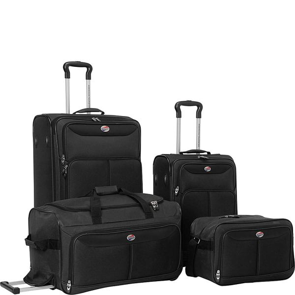 Cheap American Tourister 7 Piece Luggage Set Find Deals