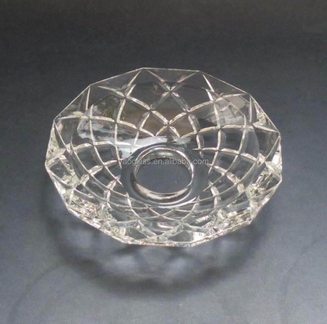 Chandelier Glass Bobeche Supplieranufacturers At Alibaba