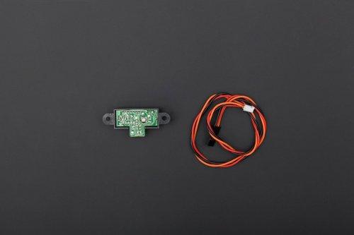 small resolution of super sensors sharp gp2y0a21 distance sensor 10 80cm