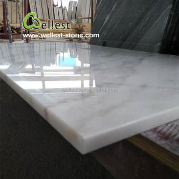 pas cher prix carrare marbre blanc stratifie comptoir dessus de vanite dessus de barre