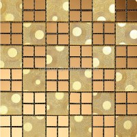 Kitchen Self Adhesive Wall Mosaic Tile Backsplash - Buy ...