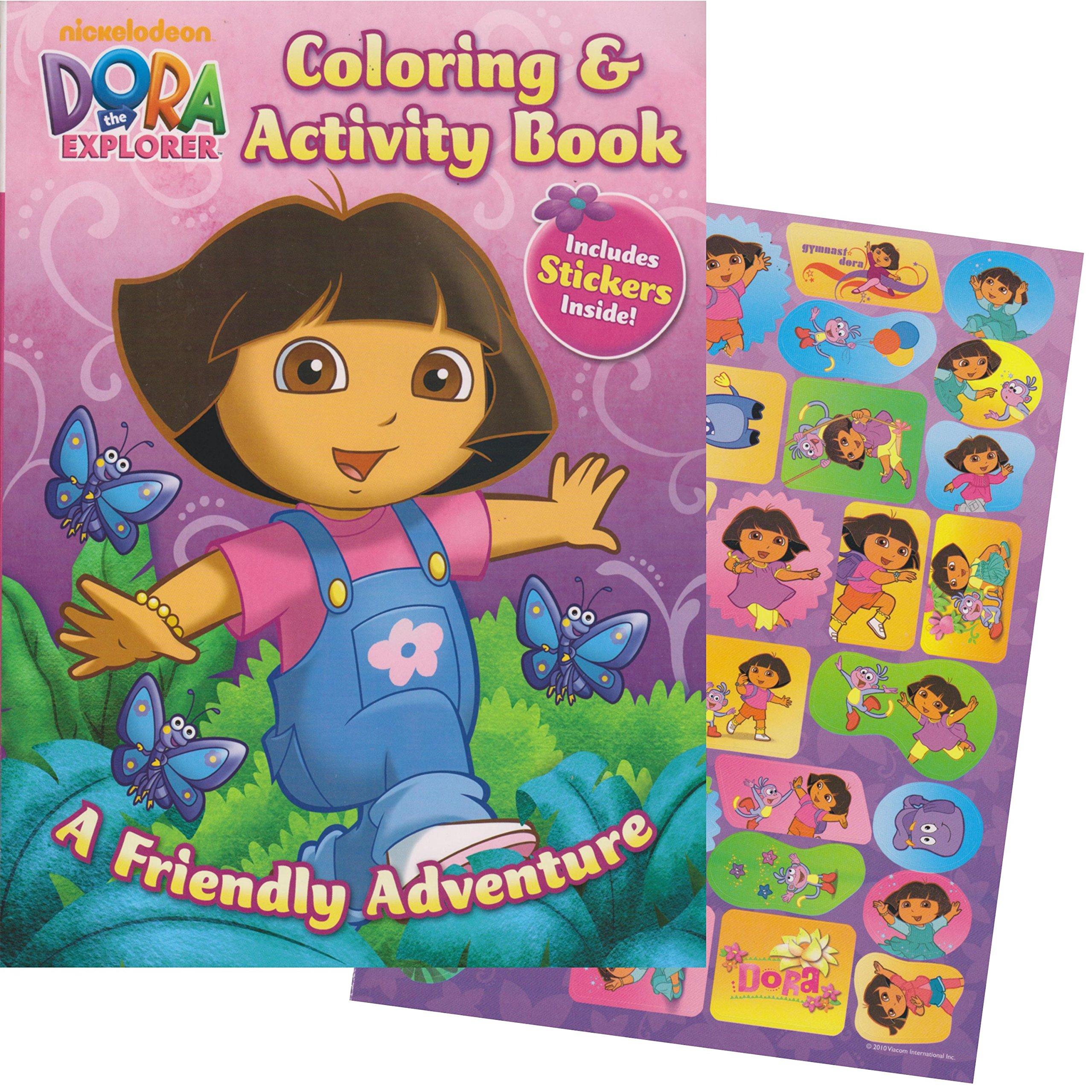 Cheap Dora Explorer Coloring Find Dora Explorer Coloring