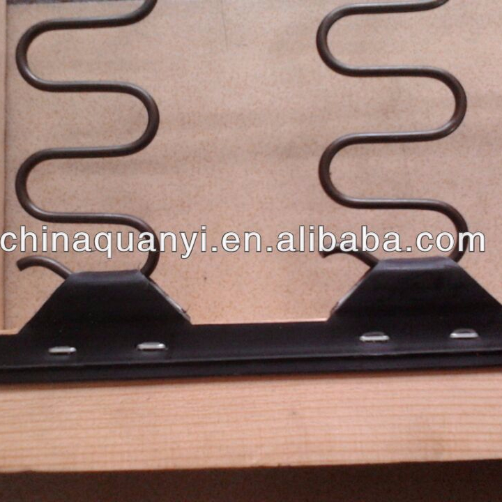 sofa spring clip strip lounger canada no 4870 for zigzag