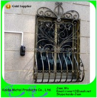 Wholesale Decorative Metal Security Window Grates For ...