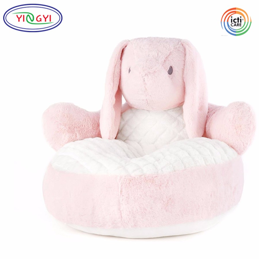 Plush Chairs F275 Soft Childrens Chairs Animal Bunny Shaped Stuffed Plush Furry Animal Shaped Chair Buy Animal Shaped Chair Stuffed Plush Animal Shaped