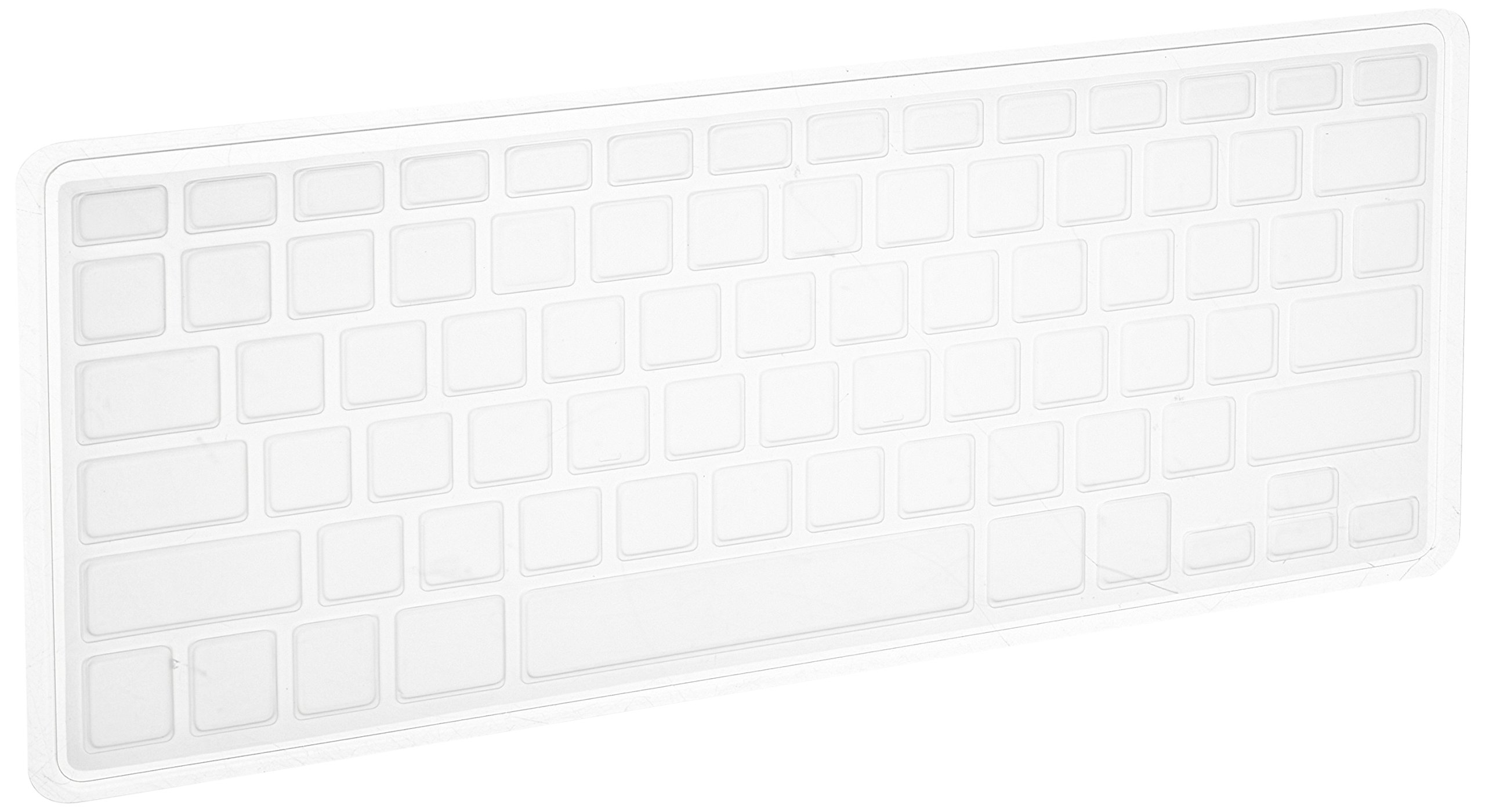 Buy UPPERCASE Ultra Thin Clear Soft TPU Keyboard Cover