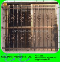 Security Metal Modern Window Grill Design - Buy Modern ...