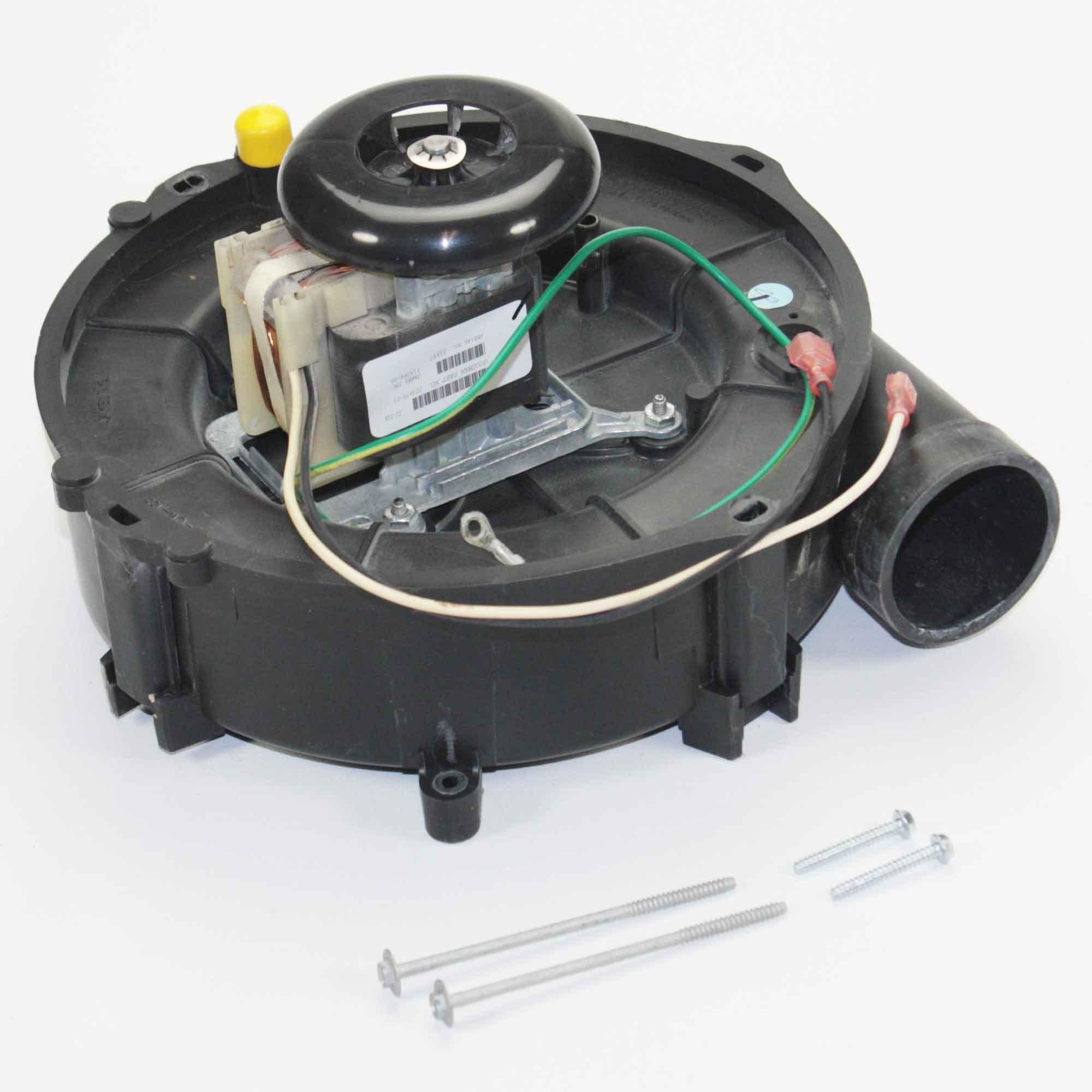hight resolution of get quotations 0171m00001s genuine oem goodman furnace draft inducer blower motor
