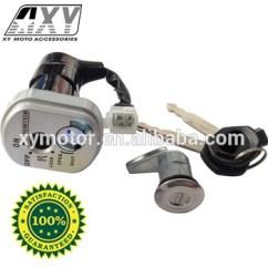 Ignition Switch Deutsch Sony Xplod Cdx Ca650x Wiring Diagram Motorcycle Starter Key Set For Wave110 35010 Kww B20 Buy