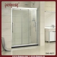 3 Panel Sliding Doors Spare Parts Tempered Shower ...