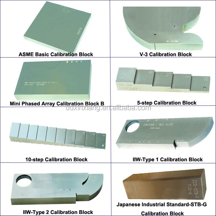 Ultrasonic Calibration Blocks V1V2V3 Test Block  Buy V1
