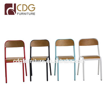 where to buy cheap chairs best craft room chair wholesale stackable metal frame plywood bent wood seat and back school for