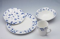 High Quality Wholesale Bone China Used Restaurant