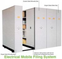 Electronic Moveable Compactor Filing Cabinet - Buy Filing ...