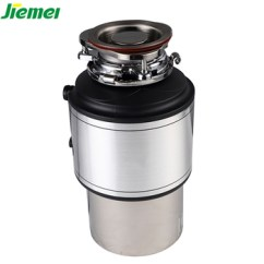 Kitchen Waste Disposal Modern Cart Peanut Crusher Machine Food Disposer