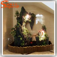 2015 China Indoor Outdoor Artificial Waterfall Stone ...