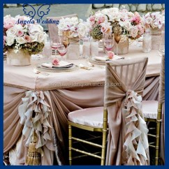 Universal Wedding Chair Covers Rocking Or Glider For Nursing Ch016b Cheap Chiffon Purple Cover View