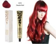 bright red unique hair dye colors