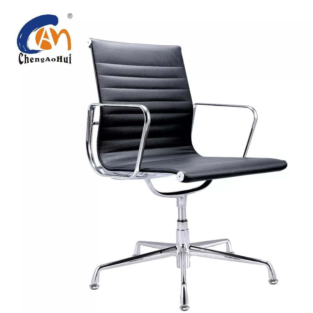 desk chair swivel no wheels steel vintage modern rotating office with strong base buy
