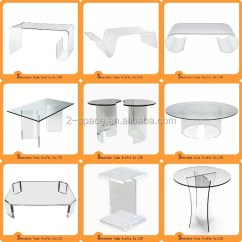 Z Shaped High Chair Hanging On Ceiling Finished Furniture Clear Acrylic Holder