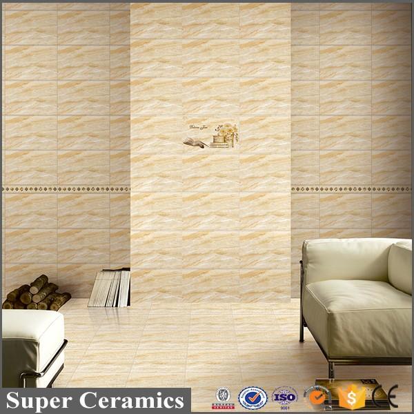 Piso e parede de azulejo de porcelana chinesa sala de