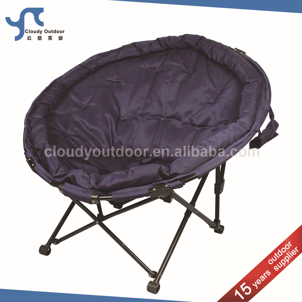 padded camping chair dining room covers world market comfortable folding round buy