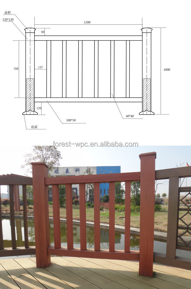 Wooden Balcony Railings Balcony Rail Design New Interior