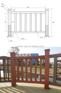 Wooden Balcony Railings Balcony Rail Design New Interior