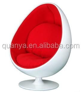 modern egg chair hanging design ball shape arne jacobsen buy