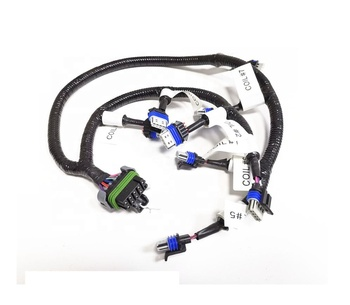 Powerstroke Fuel Injection Harness Connector Glow Plug